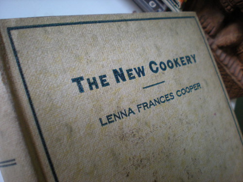 365/4 The New Cookery by Lenna Frances Cooper