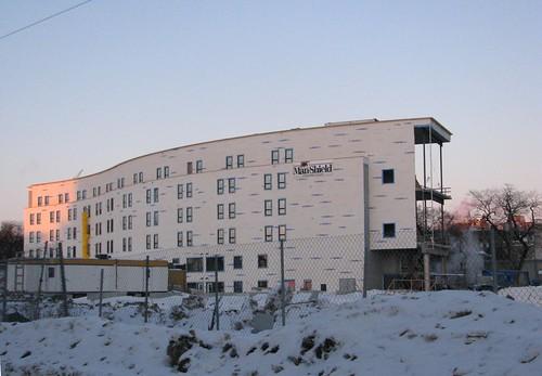 U of W Student Housing