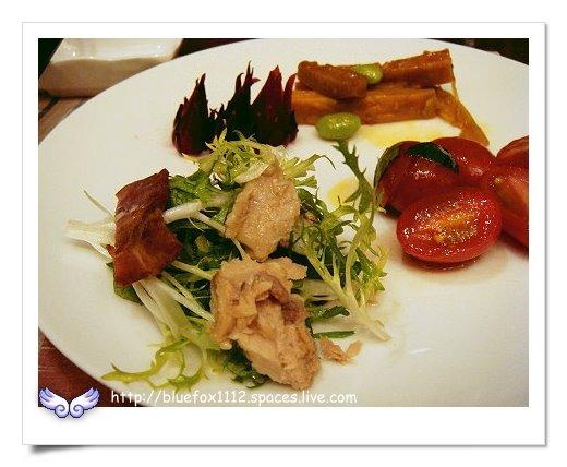090112欣葉日式自  助料理06_各式沙拉