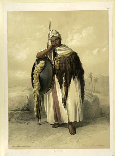 Guerrero de Amhàra 1851