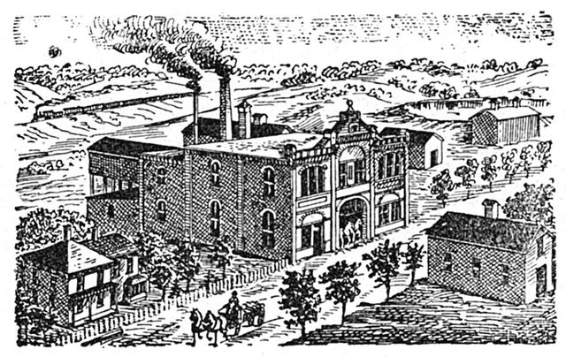 Northern Brewery, 1894