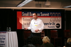 Your Online Presence: More Important Than Ever : Harry Brooks Network Solutions Small Business Technology Summit 2009