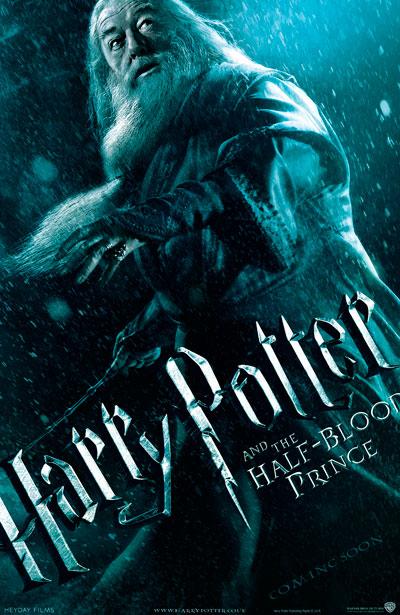 harry potter 6-teaser poster 2