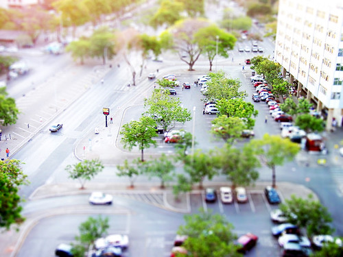 Very Creative Tilt-Shift Photography
