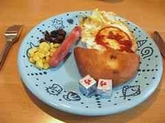 20090218-zoyo佈置的大人早餐 (2)