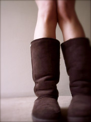 55/365 - The Boots