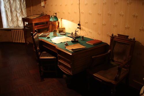 Первый рабочий кабинет Ленина