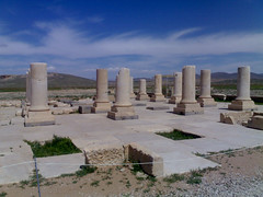 PASARGAD-IRAN (hosseinifarid) Tags: persian iran great persia cyrus farid the darius takhtejamshid hosseini perspolice parseh pasargad achaemenian