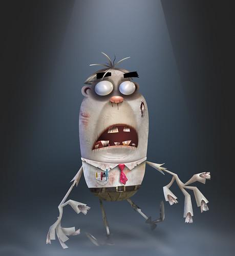 Zombie Mufflin