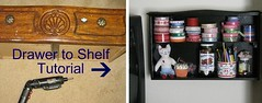 Drawer Shelf Tutorial