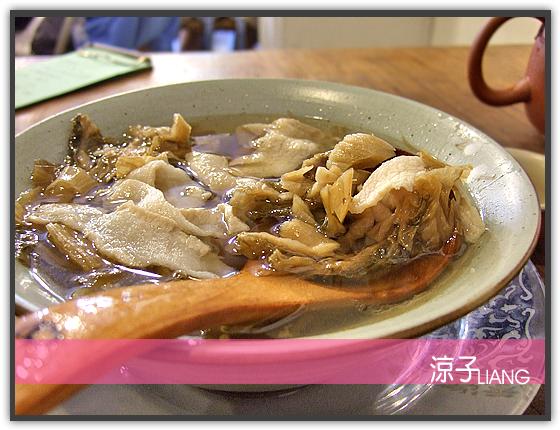 老金龍 客家菜09