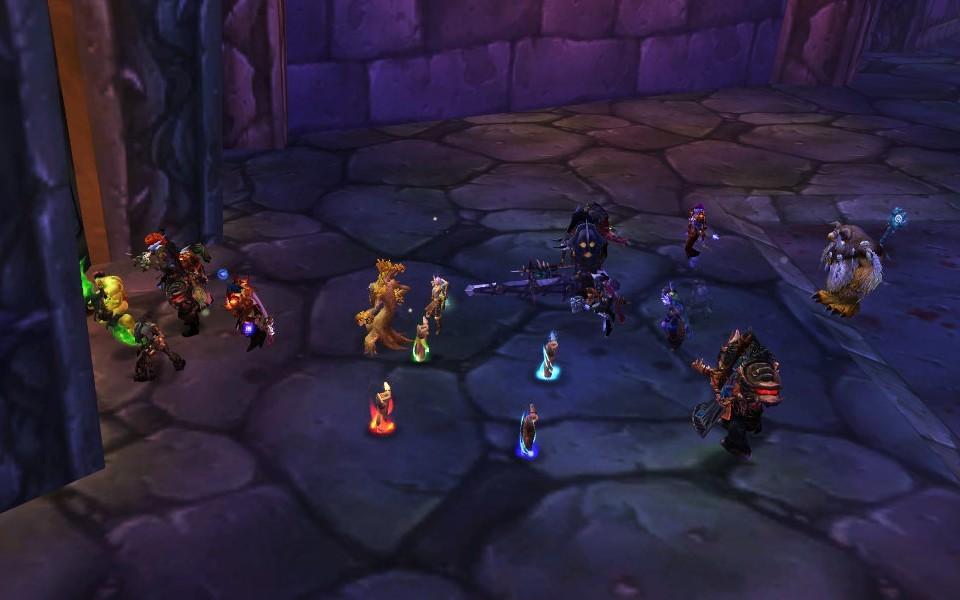 Naxx raid with Boomkin friend