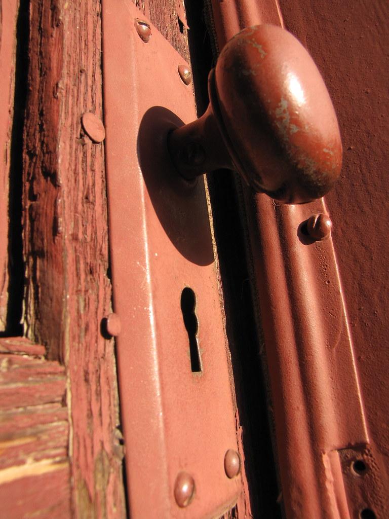 Drover Car Door Knob