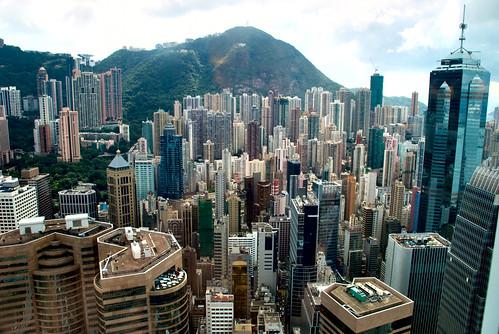 Hong Kong Island 12