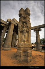 Godess (Kumarrishi) Tags: sculpture india heritage temple ruins perfect photographer hdr godess the lepakshi 1020mmsigma abigfave ultimatshot theunforgettablepictures