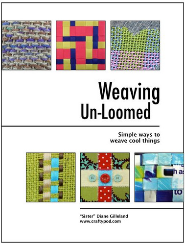 weaving book