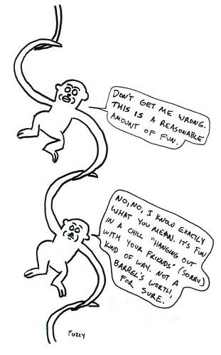 366 Cartoons - 162 - Barrelful of Monkeys