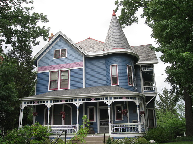 Queen Anne House, Norwood, Ohio