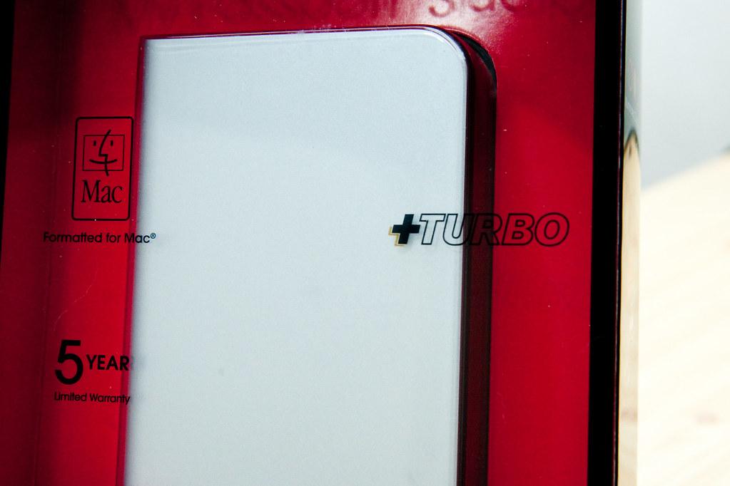 WD Passport Studio Turbo 500GB 極速的行動大容量外接選擇 @3C 達人廖阿輝