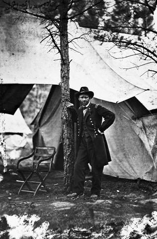 Ulysses Grant at Cold Harbor