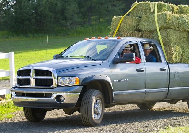 truck diesel turbo dodge hay ram cummins slt 3500 crewcab