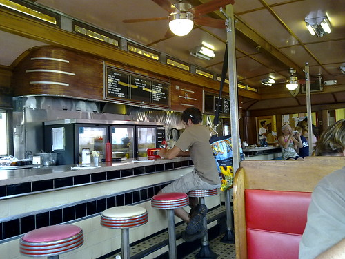 The Farmers Diner, Quechee, VT - Roadtrip 2009