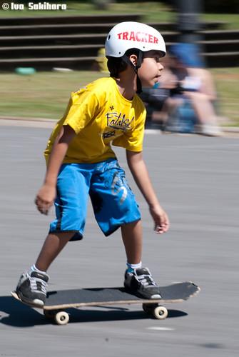 Skate no Parque