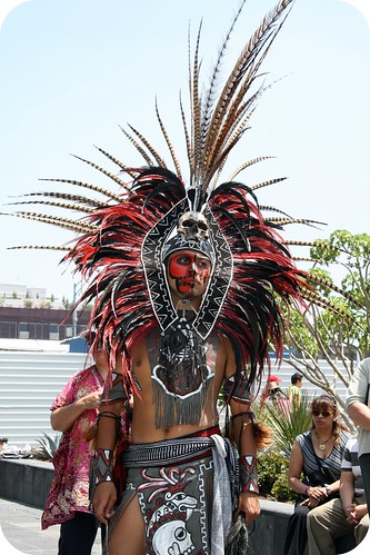zocolo -Aztec Dancer by you.