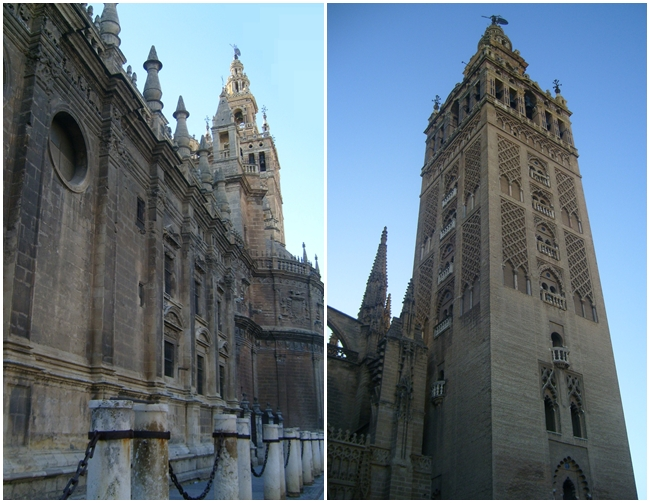 Catedral Sevilha