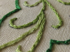 Embroidery close up (Channah Sees The World) Tags: embroidery stitching sublime