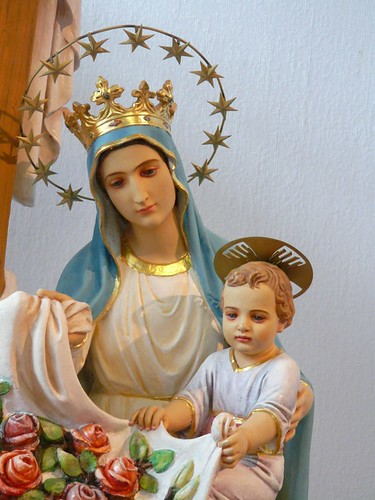 Our Lady and Christ