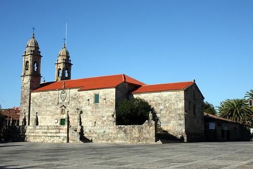 Igrexa de San Bieito, Fefiñáns, Cambados