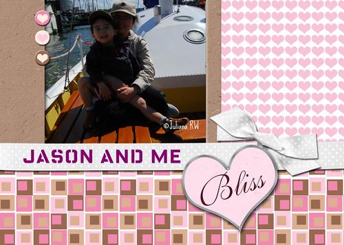 Jason & me