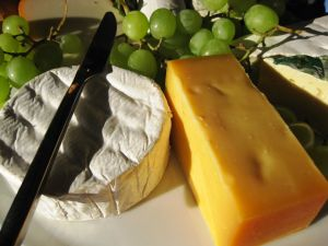 Fresh Cheeses by kirsche222 on www.sxc.hu