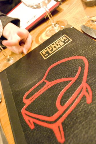 punchlane menu