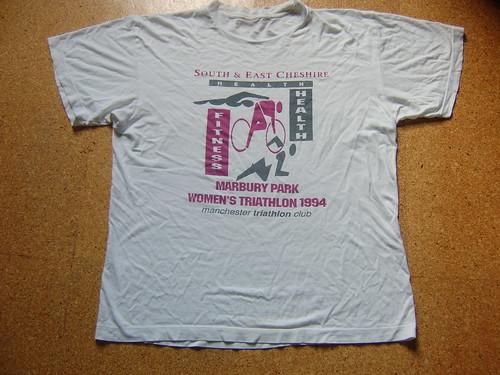 Marbury Park Women's Triathlon 1994