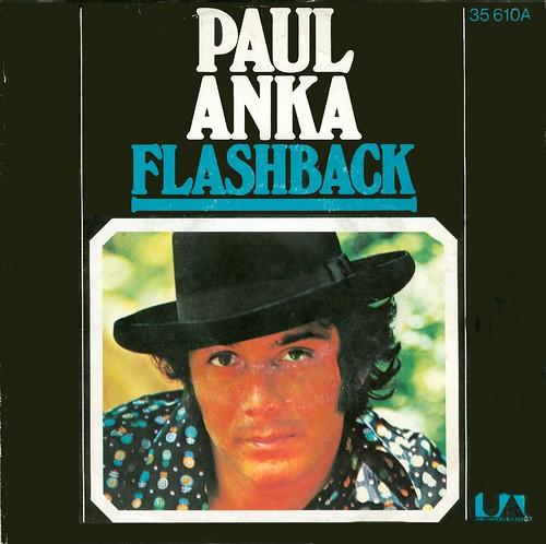 23 - Anka, Paul - Flashback.- D - 1974