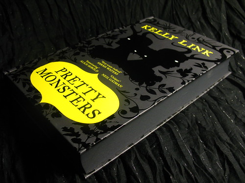 Pretty Monsters. Pretty Book by Robert Burdock.