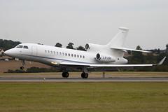 LX-ZXP - Private - Dassualt Falcon 7X - Luton - 090921 - Steven Gray - IMG_8533