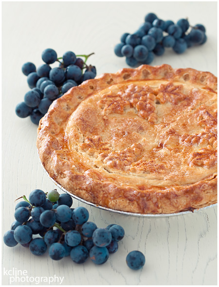 Vineyard Pie