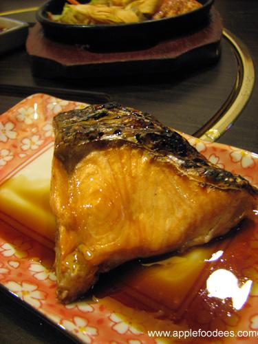 Sake Teriyaki