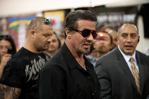 Sylvester Stallone | Flickr - Photo Sharing!