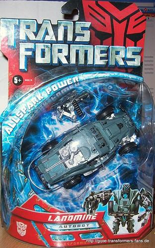 Landmine Movie-2007  Deluxe Transformers 001