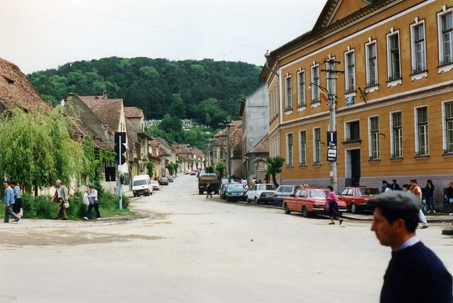 Sighişoara, June 1994