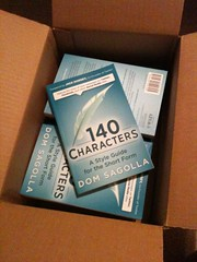 The box of @thebook.