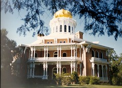 Longwood Gold domed (Michael.coach) Tags: museum mississippi natchez antebellum longwood octagonal