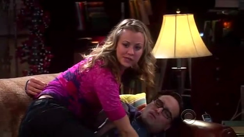 The Big bang Theory Leonard e Penny
