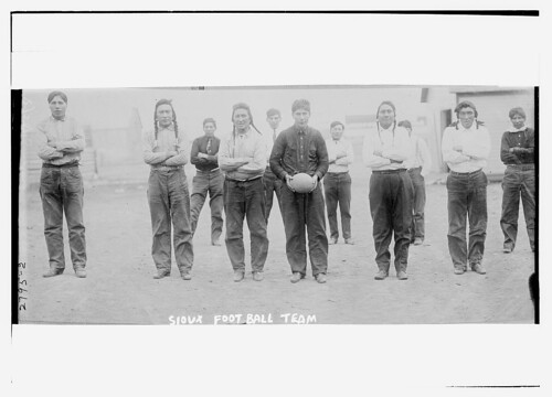 Sioux football team  (LOC) / The Library of Congress