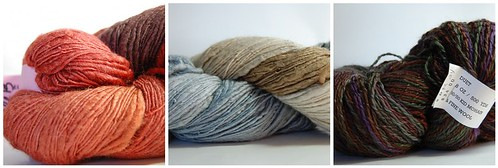 Brook Farm yarns