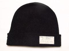 RRL / Indigo Knit Cap (yymkw) Tags: indigo knit cap beanie rrl
